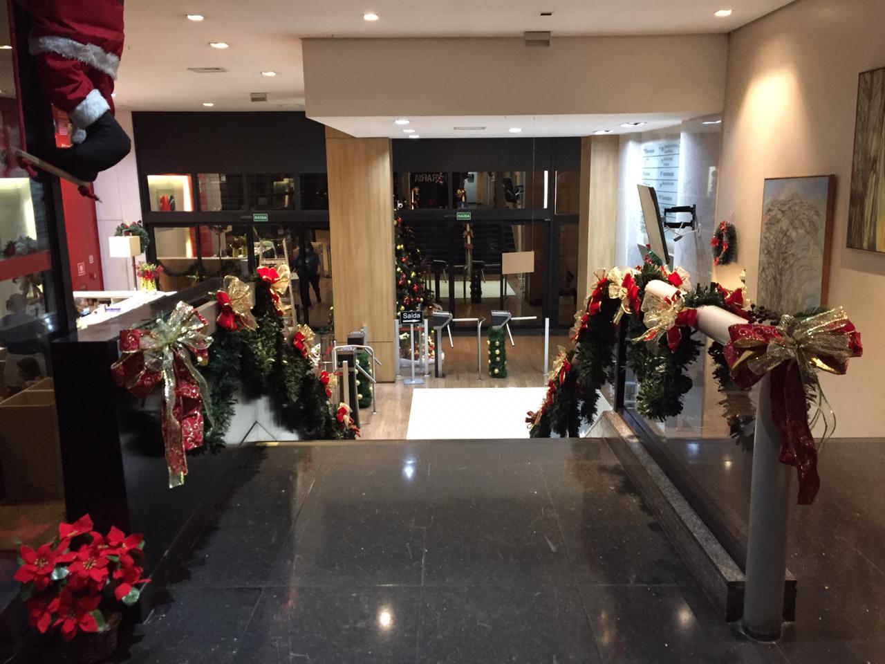 Decoração de Natal Ordem dos advogados